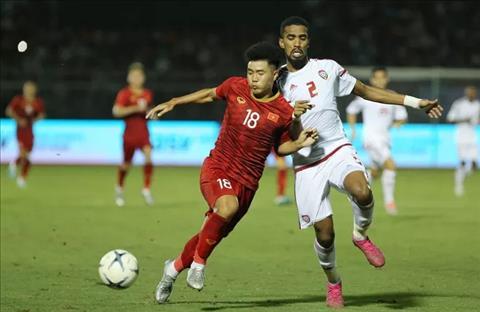 Những điều rút ra sau trận hòa 1-1 của U22 Việt Nam trước UAE hình ảnh