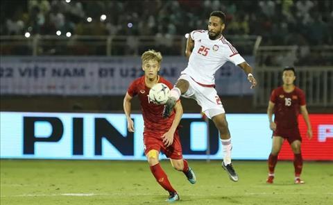 U23 Viet Nam vs U23 UAE Hoang Duc