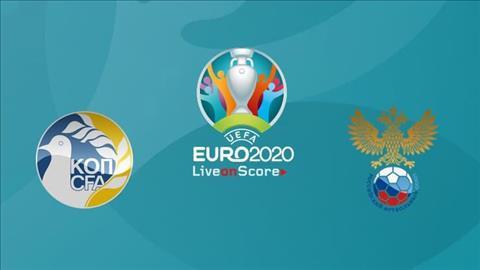 Síp vs Nga 23h00 ngày 1310 Vòng loại EURO 2020 hình ảnh