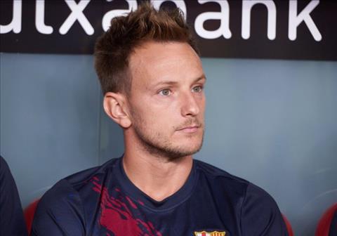 MU bắt đầu đàm phán với tiền vệ Ivan Rakitic hình ảnh