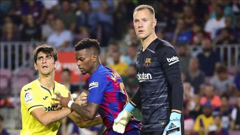 Barca chuẩn bị gia hạn hợp đồng với Ter Stegen và Nelson Semedo hình ảnh