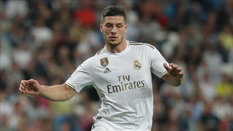 Người cũ khuyên Real Madrid kiên nhẫn với tiền đạo Jovic hình ảnh