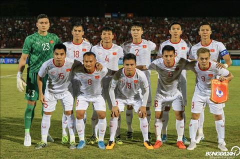 ĐT Việt Nam dành 3 tuần chuẩn bị cho các trận đấu với UAE và Thái hình ảnh