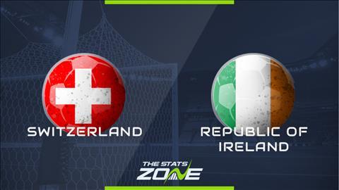 Thụy Sỹ vs Ireland 1h45 ngày 1610 Vòng loại EURO 2020 hình ảnh