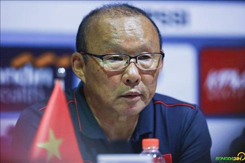 HLV Park Hang Seo chỉ ra điều đáng tiếc nhất sau trận thắng Indo hình ảnh