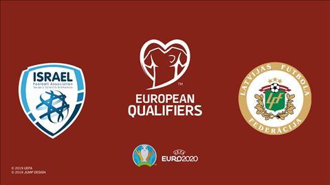 Israel vs Latvia 1h45 ngày 1610 Vòng loại EURO 2020 hình ảnh