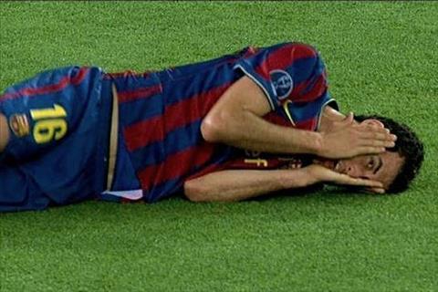 Những cầu thủ đáng ghét nhất giới bóng đá Thiên tài hay thiên tai hình ảnh 2
