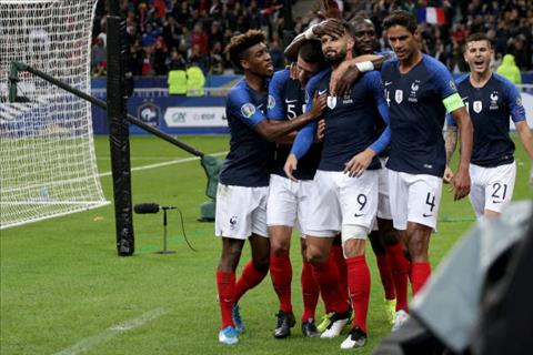 Pháp 1-1 Thổ Nhĩ Kỳ Les Bleus chưa thể kết thúc sớm vòng loại Euro 2020 hình ảnh 2