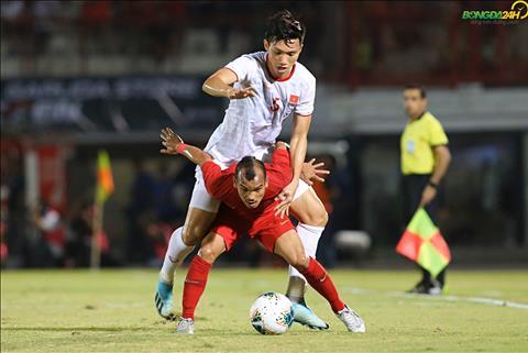 Van Hau vs Indonesia