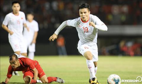 Quang Hai Indonesia vs viet nam