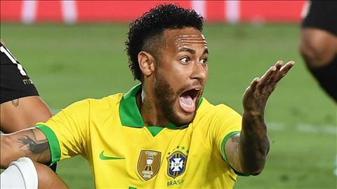 PSG nhận tin buồn Tiền đạo Neymar dính chấn thương hình ảnh