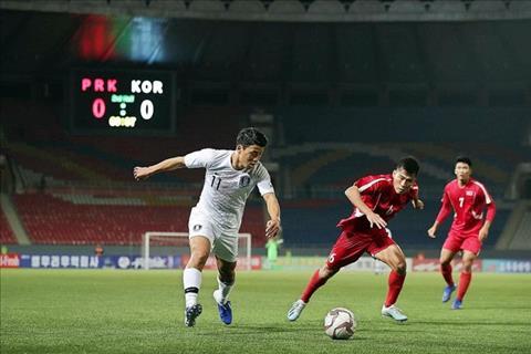 Chủ tịch FIFA thất vọng trận đấu lịch sử Triều Tiên vs Hàn Quốc hình ảnh