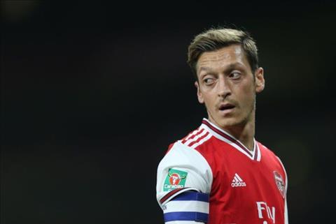 Mesut Ozil lên tiếng về tương lai ở Arsenal hình ảnh