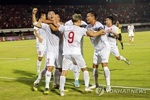 Báo Hàn Quốc Tuyển Việt Nam phá dớp 20 năm, giấc mơ World Cup lên cao hình ảnh