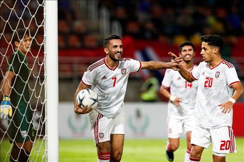 ĐT UAE tổn thất lực lượng nghiêm trọng trước trận gặp Việt Nam hình ảnh