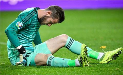 David de Gea dính 'virus FIFA' trước thềm đại chiến với Liverpool hình ảnh