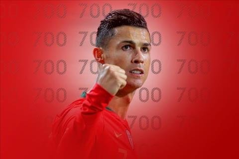 VIDEO: Ronaldo va ban thang thu 700: Ky luc tu tim den toi day!
