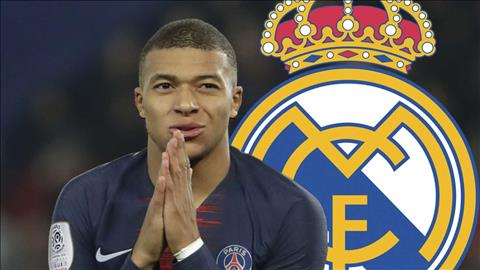 Kylian Mbappe tới Real Madrid là chuyện sớm muộn hình ảnh