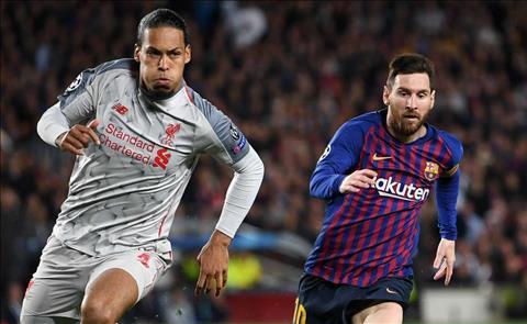 Van Dijk va Messi