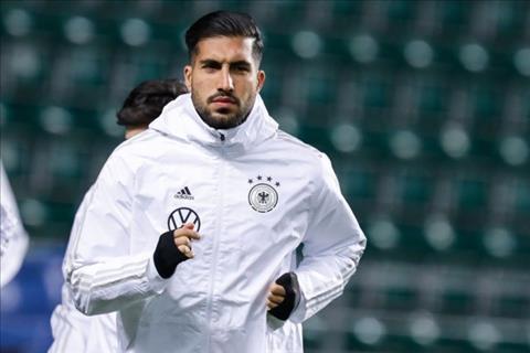 Chán nản với Juventus, Emre Can tới MU vào tháng 1 năm 2020 hình ảnh
