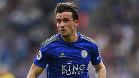 Leicester muốn gia hạn hợp đồng với Ben Chilwell hình ảnh