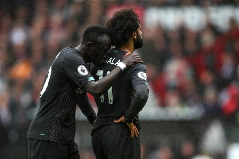 Tiết lộ vụ Sadio Mane mâu thuẫn với Mohamed Salah  hình ảnh