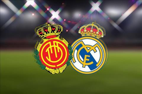 Trực tiếp bóng đá Mallorca vs Real Madrid link xem ở đâu hình ảnh