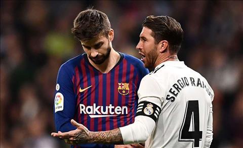 'El Clasico bị hoãn là điều tốt cho cả Barca và Real!' hình ảnh