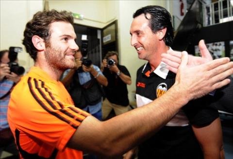 Juan Mata chia sẻ về tiền vệ Ozil sau mâu thuẫn với Emery hình ảnh