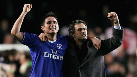 HLV Lampard tiết lộ bị Mourinho sấy tóc sau trận thua thảm MU hình ảnh