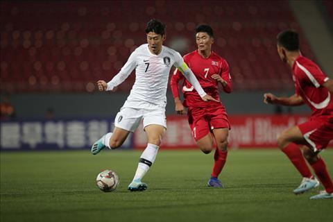 Triều Tiên vs Hàn Quốc Son Heung-min tố cáo bị chơi xấu thô bạo hình ảnh