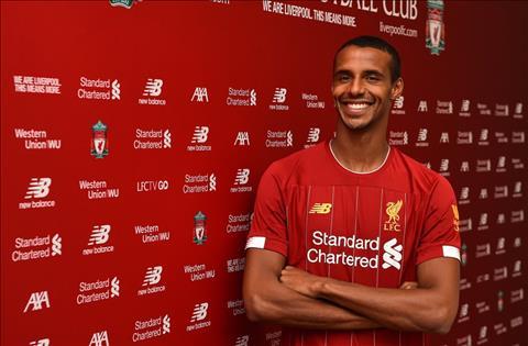 Matip tai Liverpool