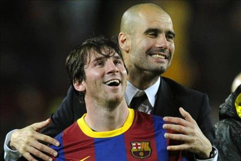 VIDEO Pep Guardiola tiết lộ tuyệt kỹ của Leo Messi trên sân cỏ hình ảnh
