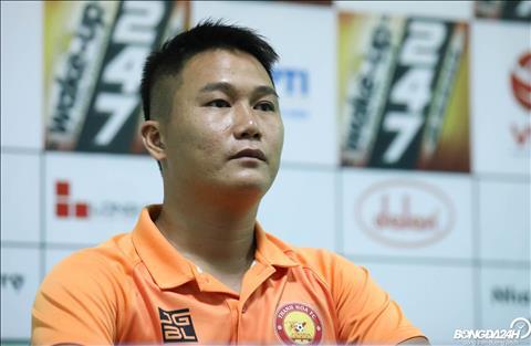 Thua Viettel, CLB Thanh Hoá lo sẽ xuống hạng do tinh thần cầu thủ hình ảnh