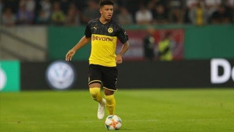 Barca muốn ký hợp đồng với tiền đạo Sancho ở Hè 2020 hình ảnh