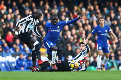 Chelsea luon choi rat tot truoc Newcastle tren san nha