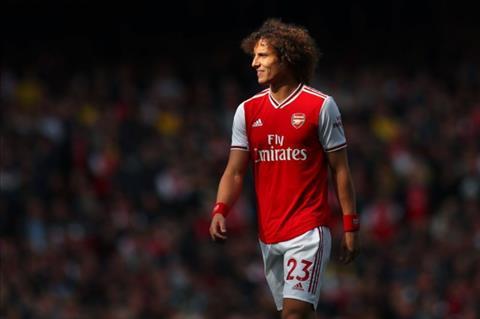 David Luiz tin Arsenal vô địch Ngoại hạng Anh 201920 hình ảnh