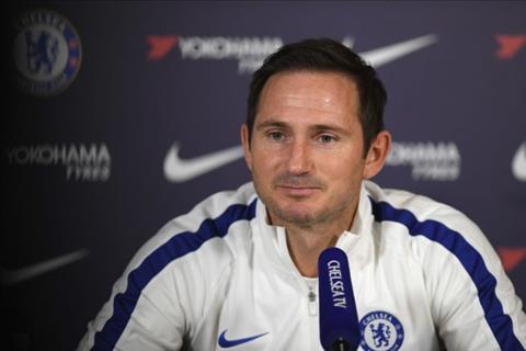 HLV Frank Lampard khen ngợi tiền vệ David Silva hình ảnh