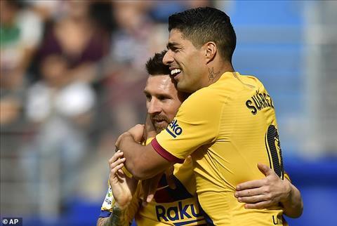 Kiến tạo cho đồng đội, Lionel Messi được ca ngợi hết lời hình ảnh