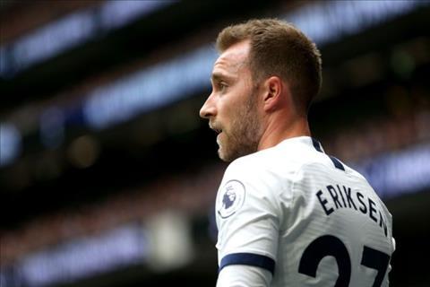 Bayern Munich muốn mua tiền vệ Christian Eriksen hình ảnh