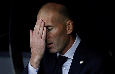 Huyền thoại Real Madrid động viên Zinedine Zidane hình ảnh