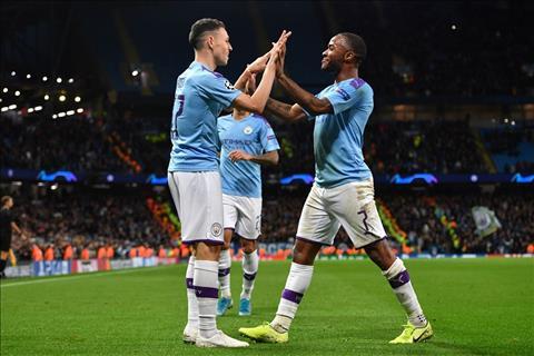 Man City 2-0 Dinamo Zagreb Pep Guardiola xin lỗi học trò Phil Foden hình ảnh