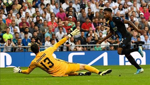 Những điểm nhấn sau trận Real Madrid vs Club Bruges hình ảnh
