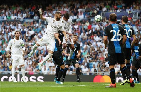 Real Madrid 2-2 Club Brugge Cơn khủng hoảng bất bình thường hình ảnh