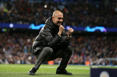 HLV Pep Guardiola văng tục để an ủi các học trò Man City hình ảnh