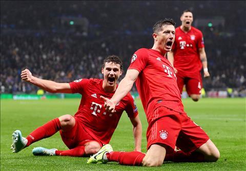 Kết quả cúp C1 hôm nay 210 thất vọng Real Madrid,Tottenham hình ảnh