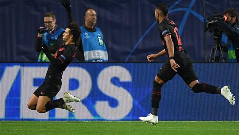 Kết quả Lokomotiv Moscow vs Atletico Madrid 0-2 Champions League hình ảnh