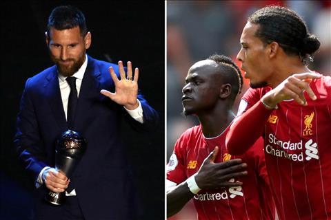 Mang ơn Leo Messi, Sadio Mane trở mặt phũ đồng đội Van Dijk hình ảnh