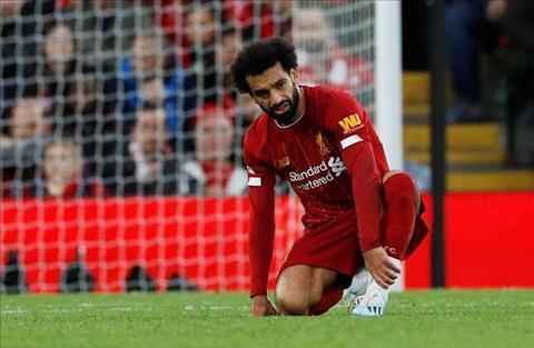 Mohamed Salah trở lại trước chuyến làm khách của Genk hình ảnh