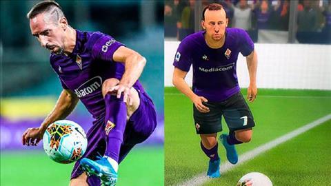Mượn lời Ribery, PES tranh thủ cà khịa kình địch FIFA 20 hình ảnh 2